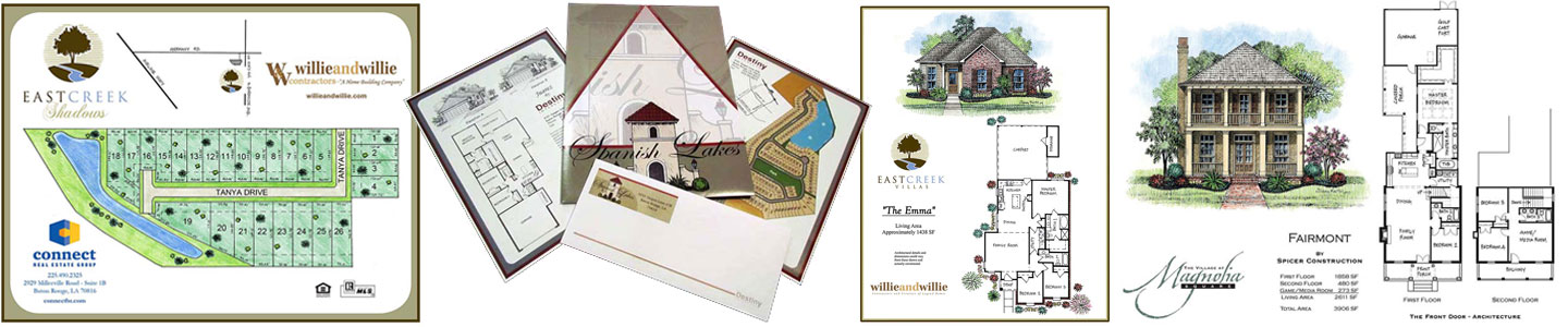 Craig Routh Architectural Rendering Flyers and Posters
